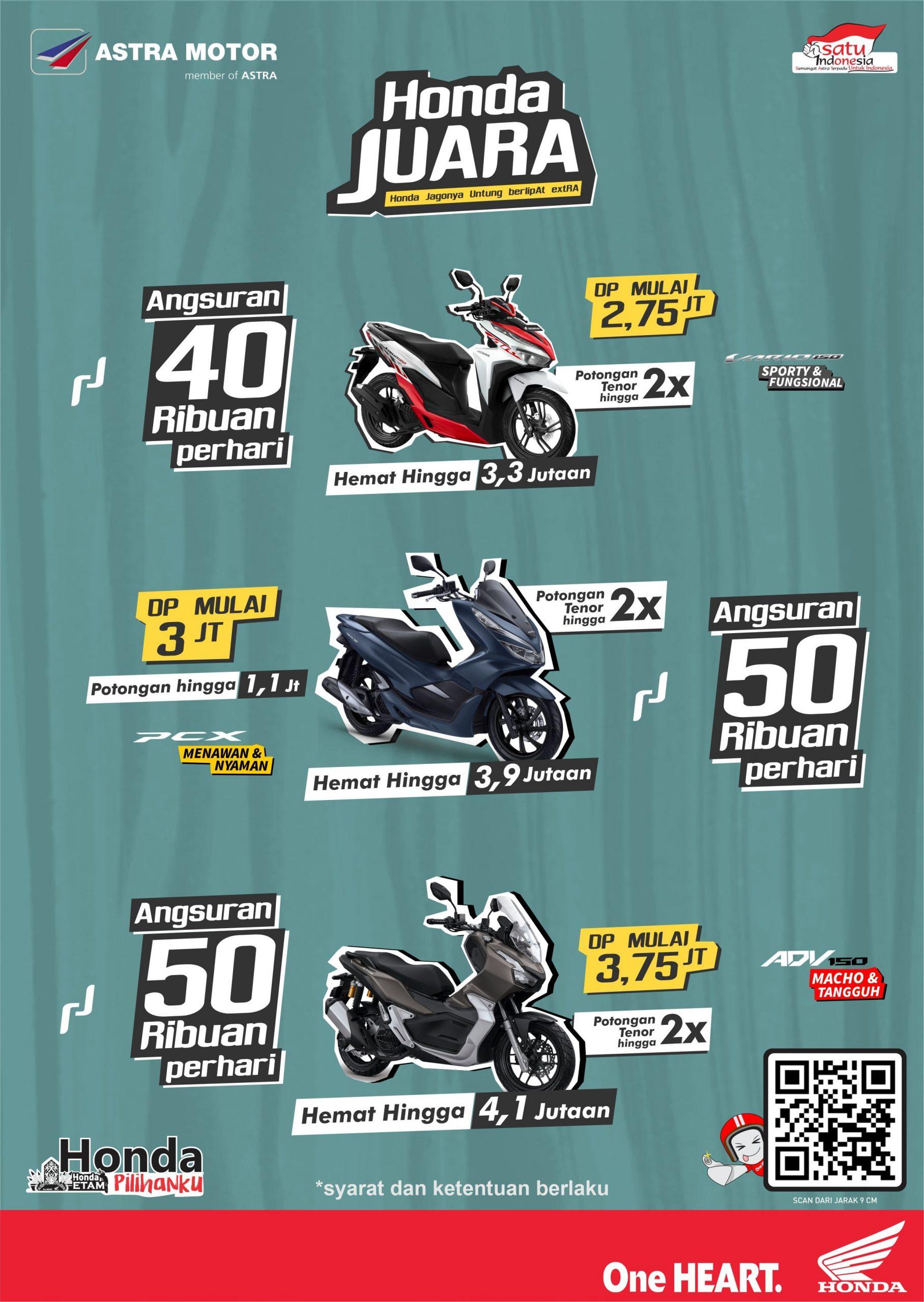 Astra Motor Samarinda Promo Juli 2020