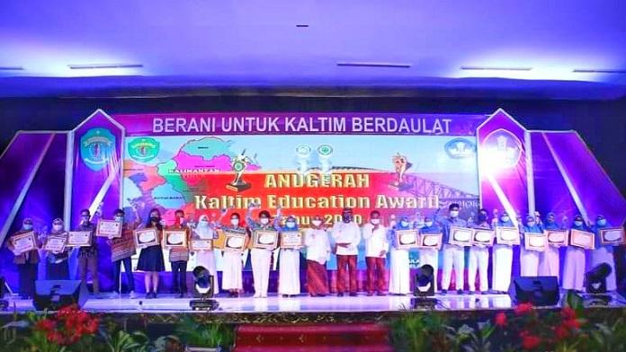 Education Award Disdikbud Kaltim