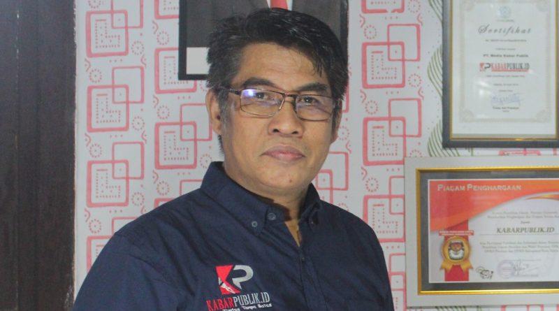 Mahmud Marhaba Sekjen JMSI PusatKapolda Maluku Utara