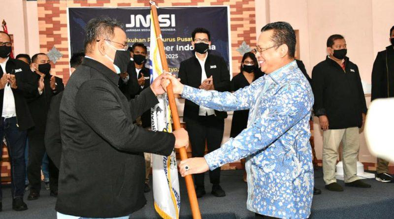 JMSI Jaringan Media Siber Indonesia Bambang Soesatyo