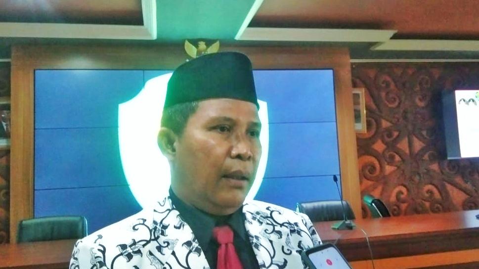 PTM Pembelajaran Tatap Muka Vaksinasi Guru Anwar Sanusi Kadisdikbud Kaltim