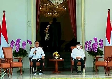 Jokowi Indonesia Maju Reshuffle