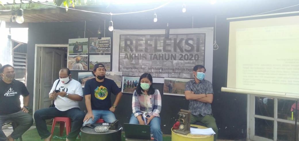 Lingkungan Jatam Kaltim Kalimantan Timur