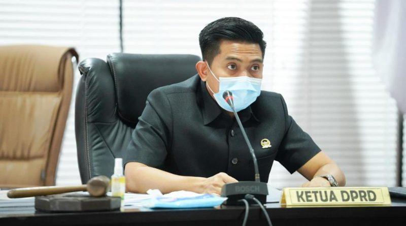 antisipasi Bencana Andi Faizal Kota Bontang DPRD Kota Bontang