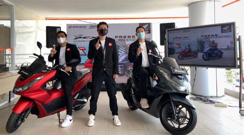 All New Honda PCX160 Astra Motor Kaltim 2 Kaltim Virtual Launching Facebook