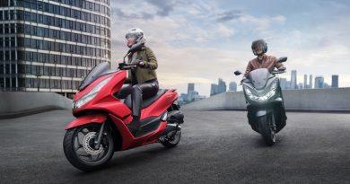 Nyaman berkendara Astra Motor Kaltim 2 All New Honda PCX Kaltim