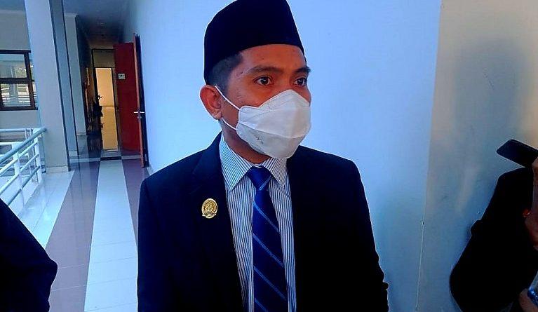 Andi Faizal Bontang DPRD Bontang Kaltim RT 41 Api-Api