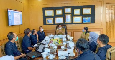 BPPD Kota Samarinda Wakil Walikota Samarinda Rusmadi I Gusti Ayu Dinas Pariwisata Kota Samarinda Habar Kaltim.co.id
