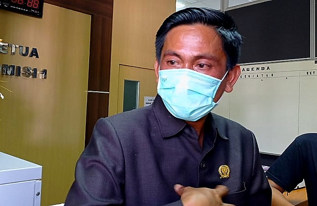 Teknologi 4.0 DPRD Kota Bontang Habar Kaltim.co.id