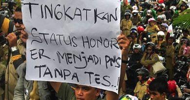 Honorer Agus Haris GTKHNK 35+ Kota Bontang Habar Kaltim.co.id