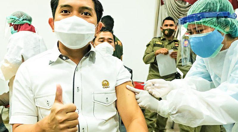 Covid-19 Ketua DPRD Kota Bontang DPRD Kota Bontang Andi Faizal Sofyan Hasdam Habar Kaltim.co.id