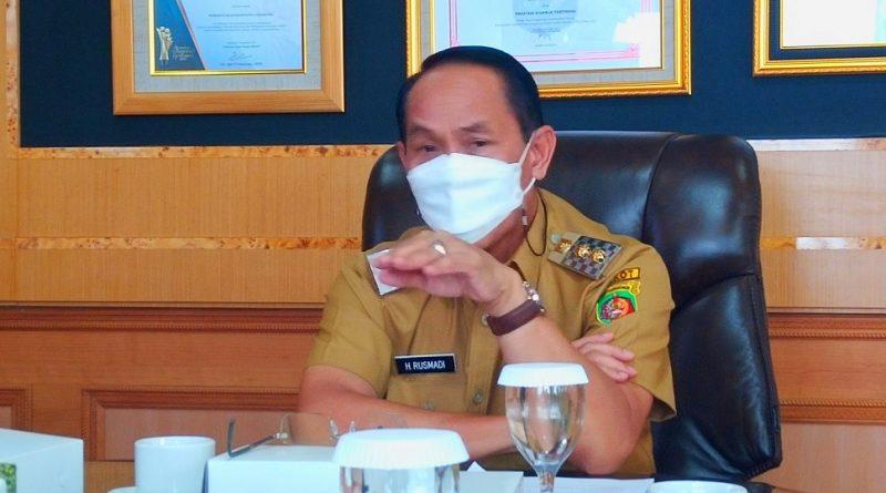 Pemerintah KOta Samarinda Wakil Walikota Samarinda Rusmadi Covid-19 Habar Kaltim.co.id