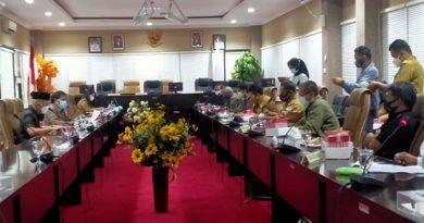Pemilihan Ketua RT Kota Bontang DPRD Kota Bontang Habar Kaltim.co.id