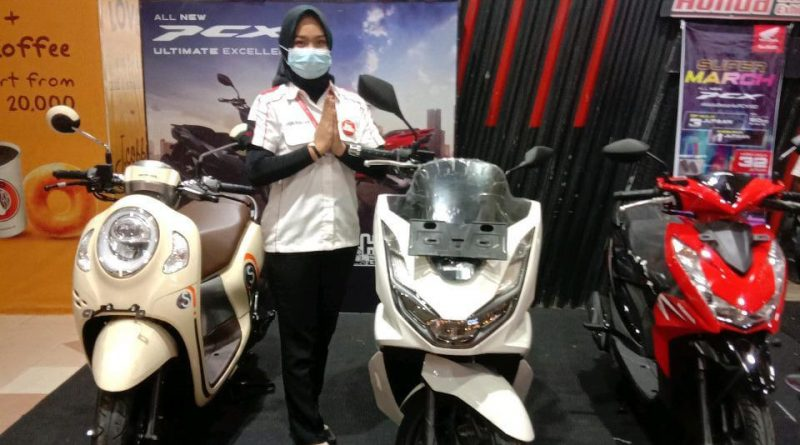 Honda Weekend Exhibition Astra Motor Kaltim 2 Habar Kaltim
