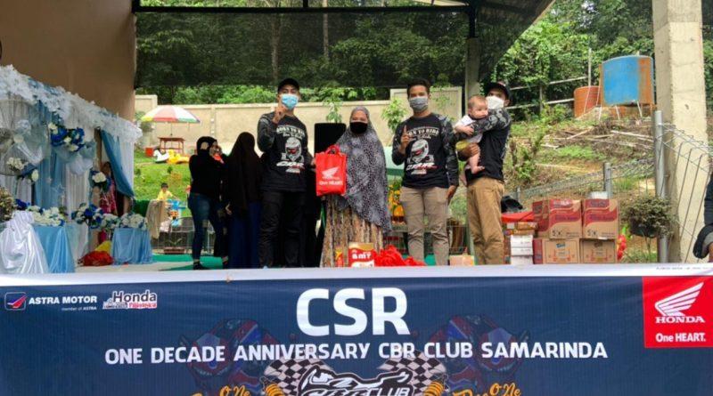 Komunitas CBR CCI Panti Asuhan