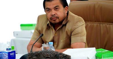 penghapusan Pancasila DPRD Bontang Agus Haris