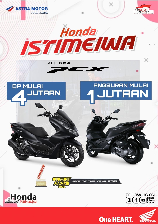 Honda ISTIMEWA