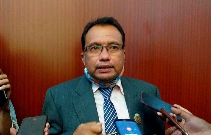 Abdul Samad Basri Rase - Najirah Persoalan Publik Bontang
