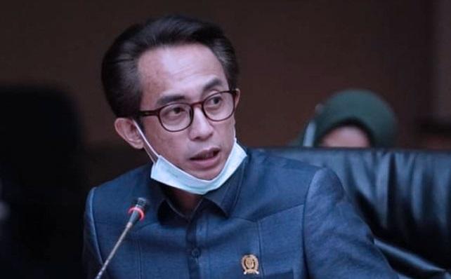 Antigen Rustam Komisi II DPRD Bontang RSUD Taman Husada