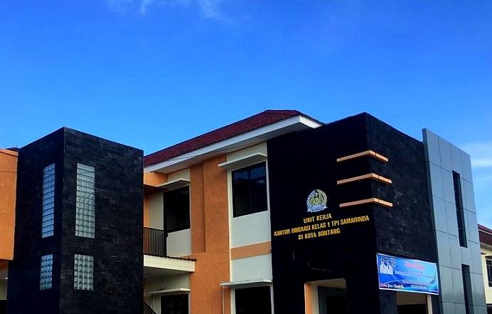 Kantor Imigrasi Cabang Bontang Rustam Komisi II