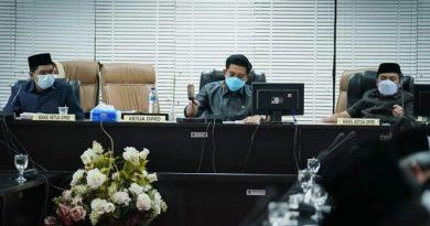 uji KIR DPRD Bontang Andi Faizal Sofyan Hasdam
